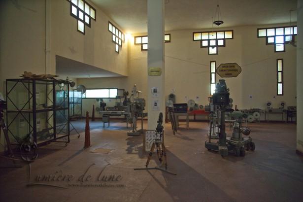 Le musée du cinéma à Ouarzazate